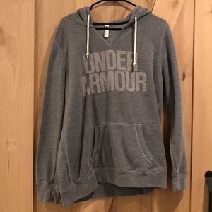 Women's Under Armour Logo Hoodie Large